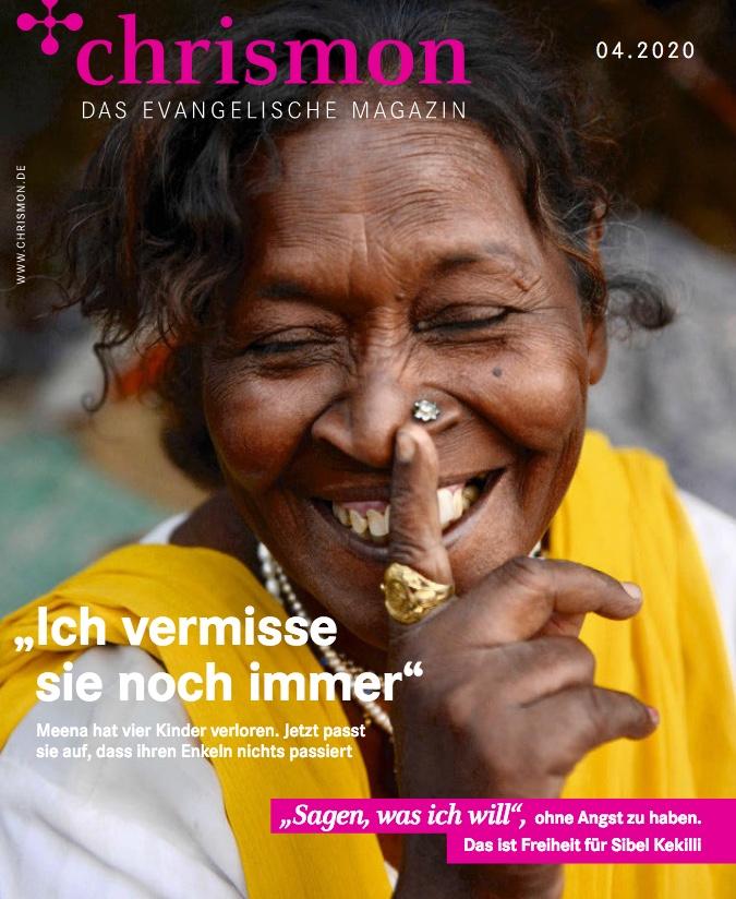 Cover Chrismon