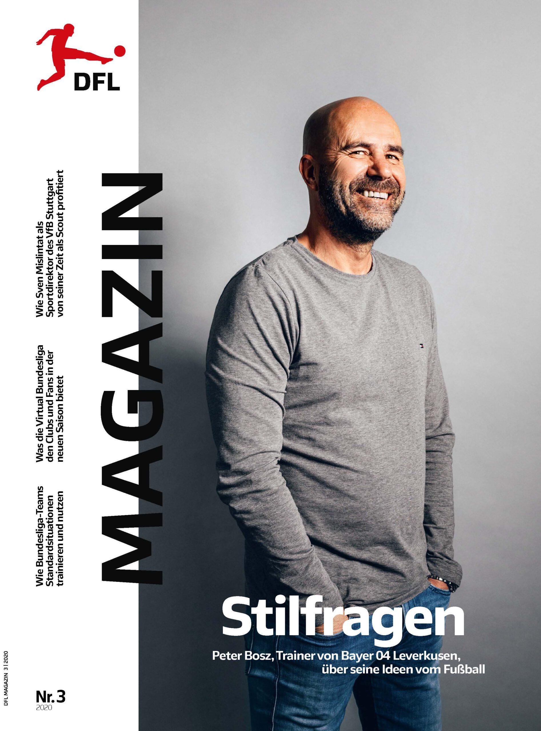 Cover Bundesliga-Magazin